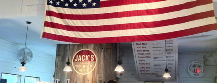 Jack's Stir Brew Coffee is one of Coffee to Drink in North America (E).