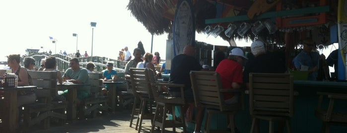 Sharky's On The Pier is one of Sarasota #4sqCities.