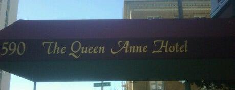 Queen Anne Hotel is one of Mis lugares más queridos !.