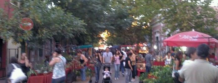El Paseo de las Artes is one of Places.