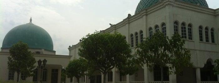 Masjid Muhibbudin Shah is one of Baitullah : Masjid & Surau.