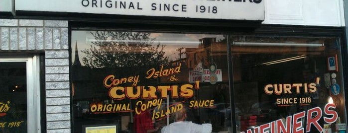 Curtis' Coney Island Famous Weiners is one of Cumberland, Maryland Must See & Do!.