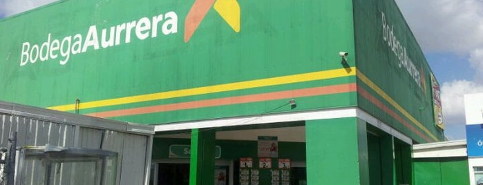 Bodega Aurrerá is one of compras.