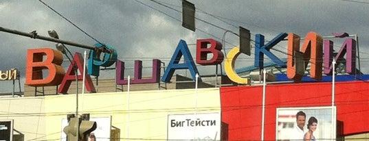 ТЦ «Варшавский» is one of 20 favorite restaurant.