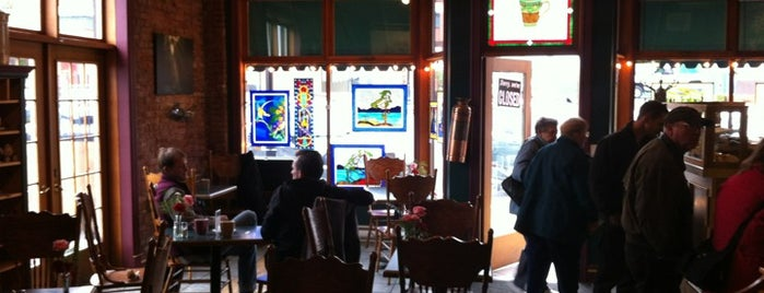 Printingdun Beanery is one of Top picks for Cafés.