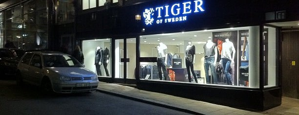 Tiger of Sweden is one of Stockholm.
