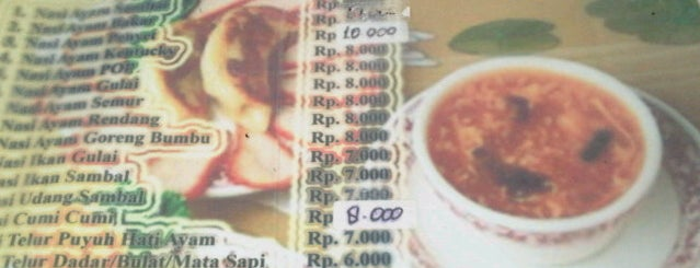 Warung Netral USU is one of All-time favorites in Indonesia.