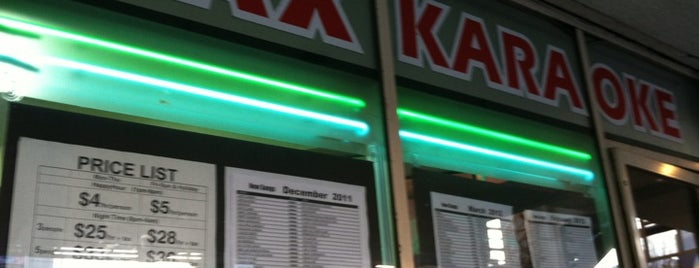 Max Karaoke Studio is one of L.A. to do.