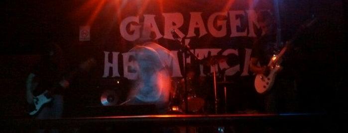Garagem Hermética is one of Porto Alegre's Nightlife.