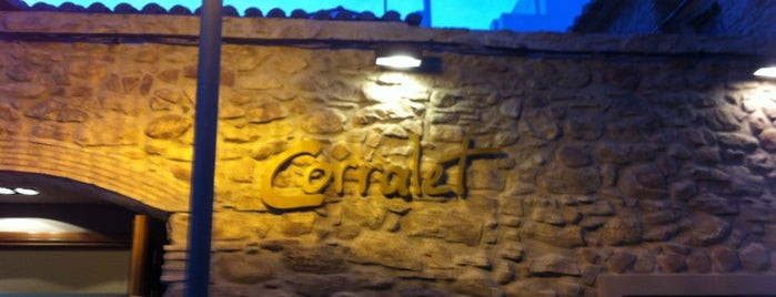 Corralet is one of Ruta michelín.