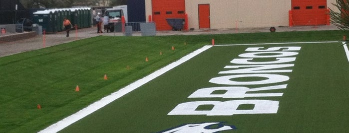 Denver Broncos Team Facility is one of All-time favorites in United States.
