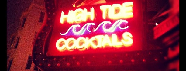 High Tide is one of Cool Bars in Downtown.