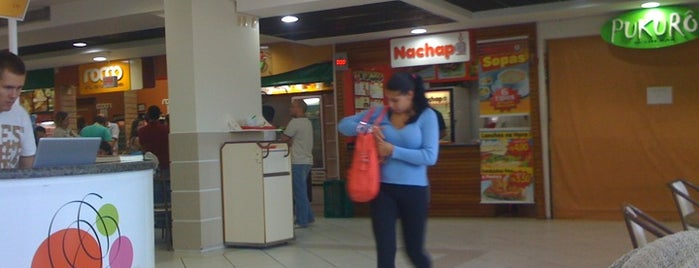 Trindade Shopping is one of UFSC e etc..