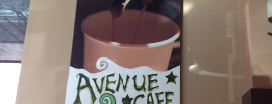 Avenue Coffee House is one of Sunnyside.