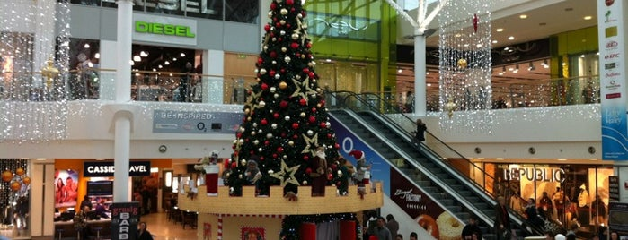 Liffey Valley Shopping Centre is one of Dublin.