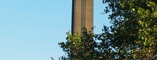 Tate Modern is one of London as a local.