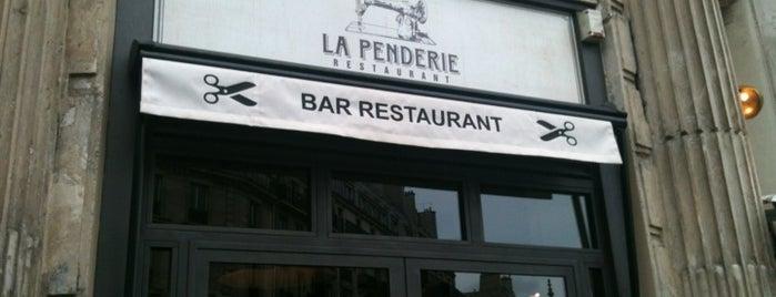 La Penderie is one of Paris 🇫🇷.