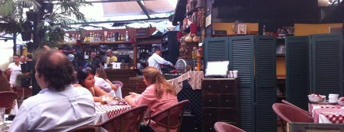 La Cigale is one of İzmir'de uğranılması gereken lezzet noktaları.