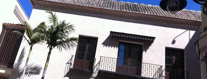 Museo Carmen Thyssen Málaga is one of 101 cosas en la Costa del Sol antes de morir.