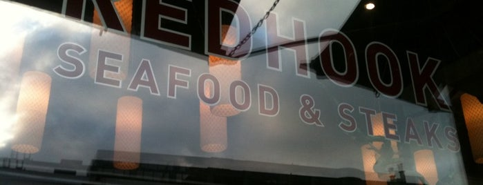 Redhook is one of Top eats for London.