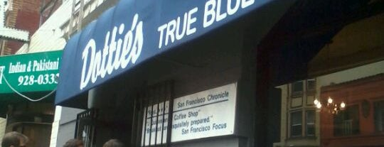 Dottie's True Blue Cafe is one of I Love Breakfast Food.
