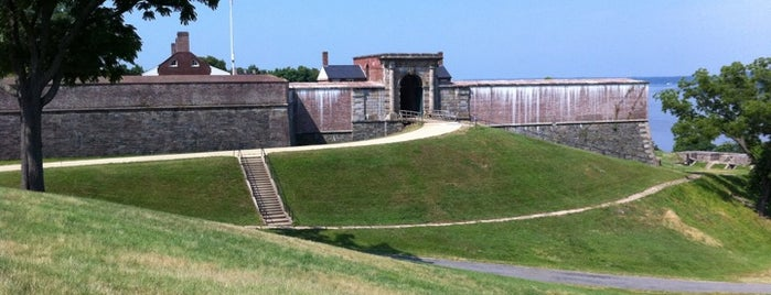 Fort Washington Park is one of Star-Spangled Sites.