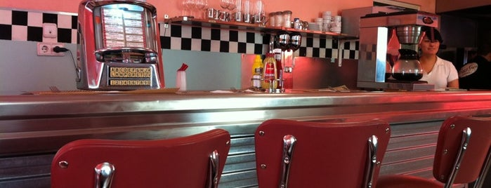 Peggy Sue's is one of Madrid: Comer y beber..