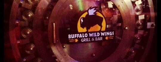 Buffalo Wild Wings is one of Restaurants.