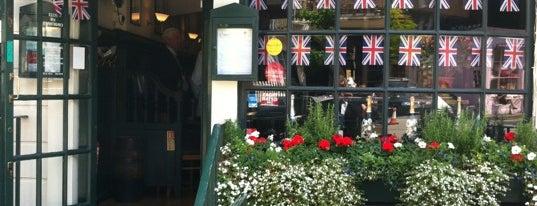 Ebury Wine Bar is one of London Wine Bars.