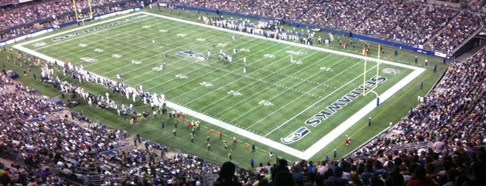 CenturyLink Field is one of Must-have Experiences in Seattle.