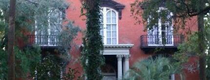 Mercer Williams House is one of Savannah.