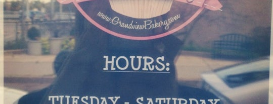 Grandview Bakery is one of PGH to do.