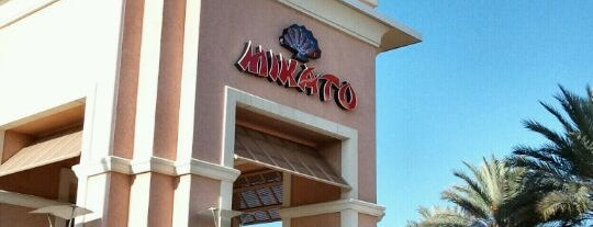 Mikato Japanese Steakhouse is one of Favorite Restaurants.