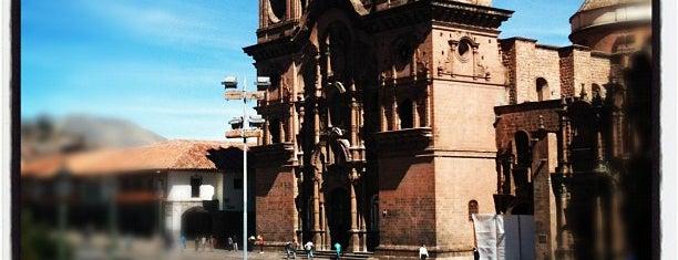 Iglesia de la Compañía de Jesús is one of Perú.