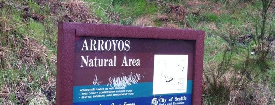 Arroyos Natural Area is one of Seattle's 400+ Parks [Part 1].