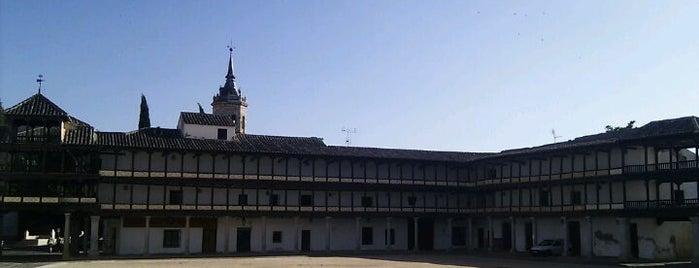 Oficina de Turismo de Tembleque is one of Oficinas de turismo.