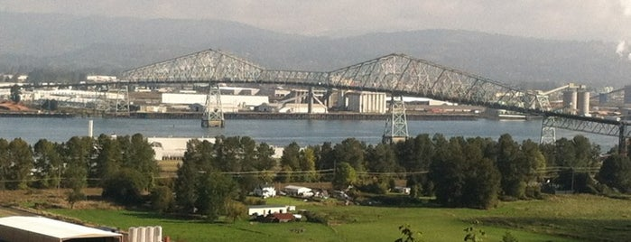 Lewis & Clark Bridge is one of My Saved Places.