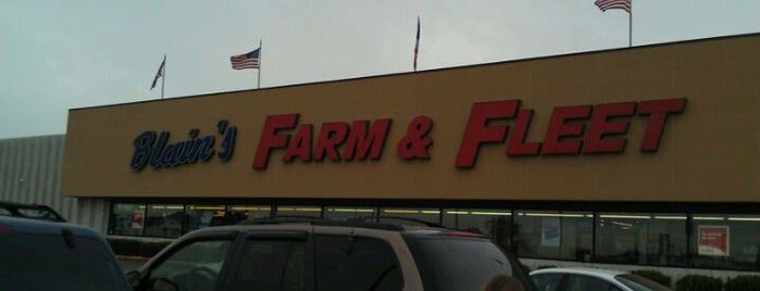 Blain's Farm & Fleet is one of Top 10 favorites places in Sycamore, IL.