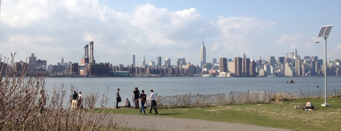 East River State Park is one of Park Highlights of NYC.