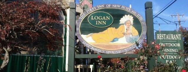 Logan Inn is one of Must-See Spots in Bucks County, PA! #visitUS.