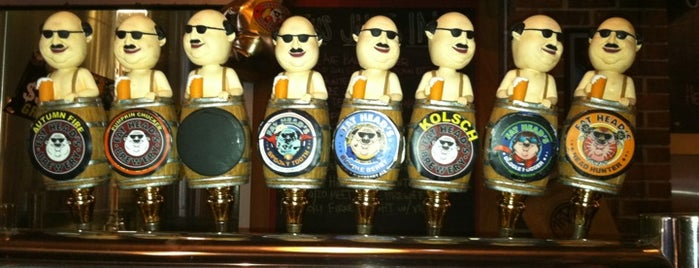Fat Head's Brewery & Saloon is one of Breweries to Visit.