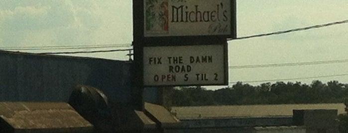 St Michael's Pub is one of Bars.