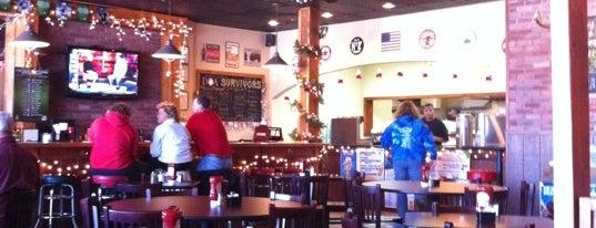 Main Street Wings is one of Must-visit Food in Ashburn.