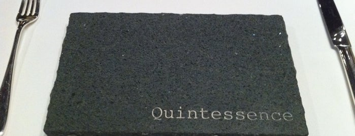 Quintessence is one of Tokyo City Guide.