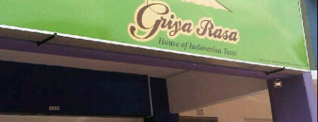 Restoran Griya Rasa (house of Indonesian Taste) Ara Damansara is one of Guide to Subang's best spots.