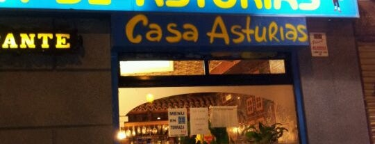 Casa de Asturias is one of Restaurantes Gastrofestival 2012 25€.