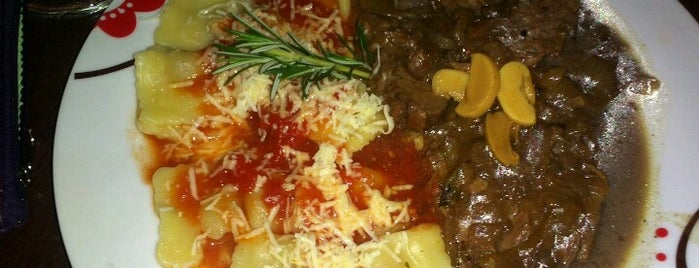 IBistrot is one of Restaurantes.