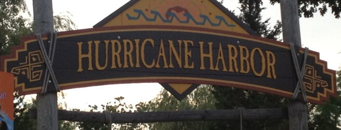 Six Flags Hurricane Harbor is one of Best Water Activities in and around New York City.