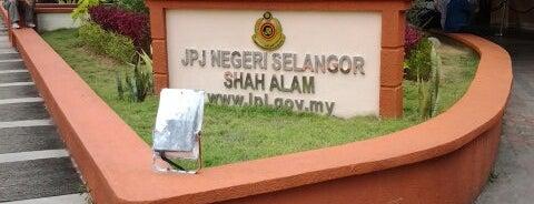 Jabatan Pengangkutan Jalan (JPJ) is one of ramg.
