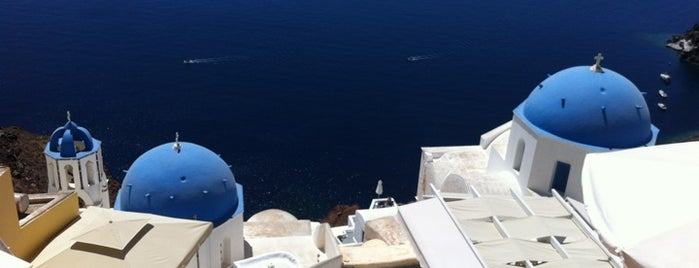 Santorini is one of Bucket List.